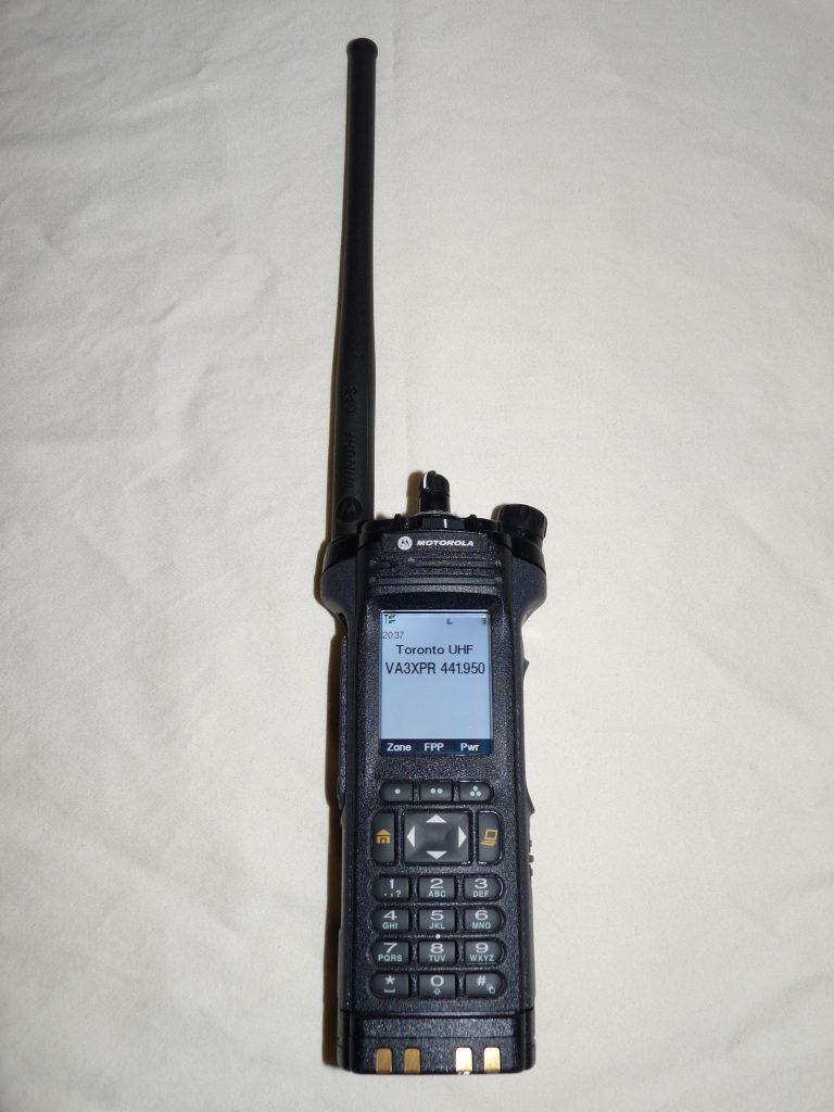 Motorola Apx 7000 Multi Band Portable Radio Review Va3xpr