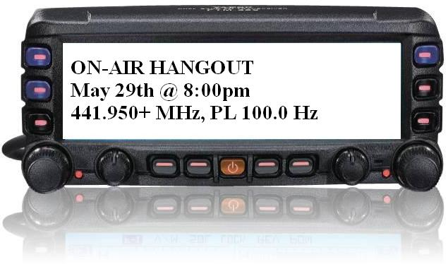 VA3XPR analog FM repeater Toronto hang out on air net Ontario ham radio amateur