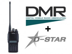 Connect Systems President Jerry Wanger announces plans to launch a combo DMR & D-STAR radio