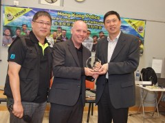 Hong Kong Hams Host Digital Mobile Radio Demystified Presentation
