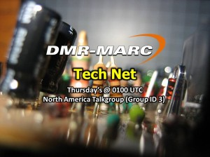DMR Tech Net @ North America Talkgroup (TG 3)