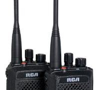 RCA unveils new line of DMR radios
