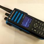 Motorola MOTOTRBO XPR 7550 I.S. DMR portable radio review