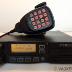 REVIEW: Connect Systems CS800 DMR mobile radio