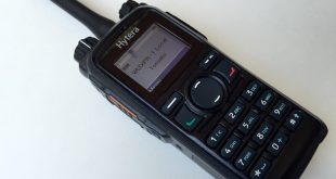Hytera PD782 DMR digital mobile radio portable ham VA3XPR HT